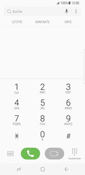 Samsung Galaxy S8 - Anrufe - Rufumleitungen setzen und löschen - Schritt 5