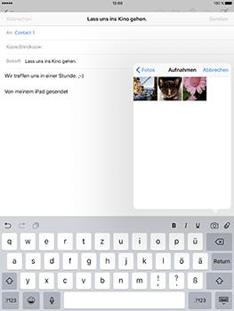 Apple iPad Pro 9.7 inch - E-Mail - E-Mail versenden - 0 / 0