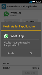 Alcatel One Touch Idol Mini - Applications - Comment désinstaller une application - Étape 7
