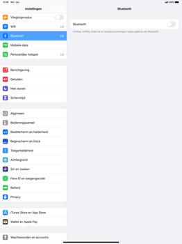 Apple iPad Pro 12.9 inch 4th generation (2020) (Model A2232) - Bluetooth - Aanzetten - Stap 3