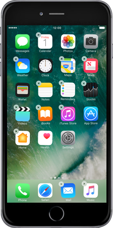 Apple iPhone 6 iOS 10 - iOS features - iOS 10 Feature list - Step 7