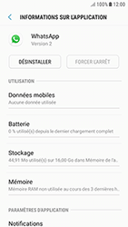 Samsung Galaxy J3 (2017) - Applications - Comment désinstaller une application - Étape 6
