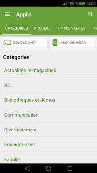 Huawei Mate S - Applications - Télécharger des applications - Étape 6