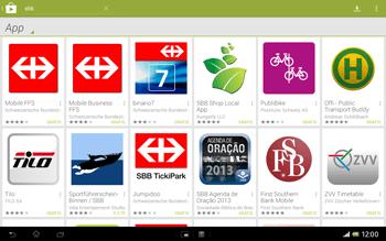 Sony Xperia Tablet Z LTE - Applicazioni - Installazione delle applicazioni - Fase 20