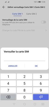 Huawei P30 Lite - Prise en main - Comment activer un code SIM - Étape 10