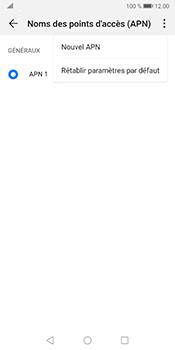 Huawei Mate 10 Pro - Android Pie - Internet et roaming de données - Configuration manuelle - Étape 8