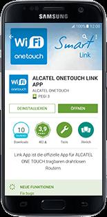 Alcatel MiFi Y900 - Apps - Anwendung für das Smartphone herunterladen - Schritt 10