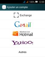 Huawei Y3 - E-mail - Configuration manuelle - Étape 6
