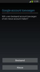 Samsung I9300 Galaxy S III - E-mail - handmatig instellen (gmail) - Stap 5