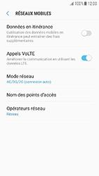 Samsung Galaxy J3 (2017) - Réseau - Changer mode réseau - Étape 6