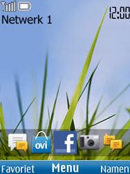 Nokia C2-01 - netwerk en bereik - gebruik in binnen- en buitenland - stap 10