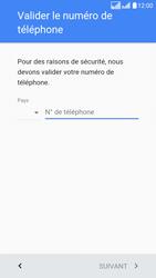 LG LG K8 - Premiers pas - Créer un compte - Étape 14