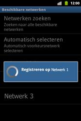 Samsung S5690 Galaxy Xcover - netwerk en bereik - gebruik in binnen- en buitenland - stap 9