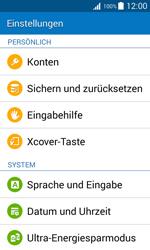 Samsung G388F Galaxy Xcover 3 - Fehlerbehebung - Handy zurücksetzen - Schritt 6