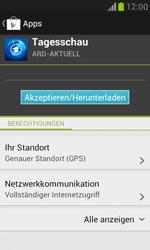 Samsung I8190 Galaxy S3 Mini - Apps - Herunterladen - Schritt 8