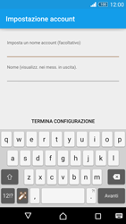 Sony Xperia Z3 - E-mail - 032b. Email wizard - Yahoo - Fase 10