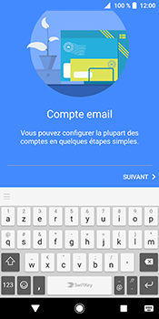 Sony Xperia XZ2 - E-mail - Configuration manuelle (outlook) - Étape 7
