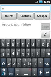 Samsung Galaxy Ace - Contact, Appels, SMS/MMS - Envoyer un MMS - Étape 4