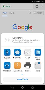 Huawei Mate 10 Pro - Internet und Datenroaming - Verwenden des Internets - Schritt 21