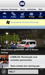 Nokia Lumia 720 - Internet - Internet gebruiken - Stap 18