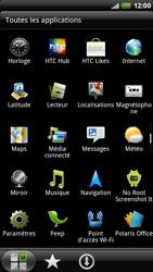 HTC X515m EVO 3D - Internet - Configuration manuelle - Étape 3