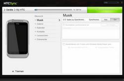 HTC A3333 Wildfire - Software - Sicherungskopie Ihrer Daten erstellen - Schritt 6