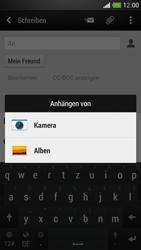 HTC One Mini - E-Mail - E-Mail versenden - Schritt 12