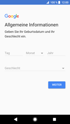Sony Xperia XZ - Apps - Konto anlegen und einrichten - 7 / 20