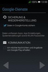 Alcatel OT-4009D Pixi 3 (3.5) - Apps - Konto anlegen und einrichten - Schritt 14
