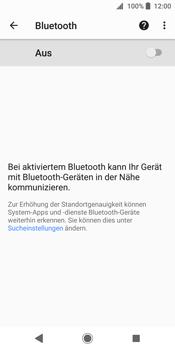 Sony Xperia XZ2 - Bluetooth - Geräte koppeln - Schritt 8