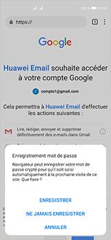 Huawei P40 - E-mails - Ajouter ou modifier votre compte Gmail - Étape 12