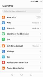 Huawei P10 - WiFi - Configuration du WiFi - Étape 3