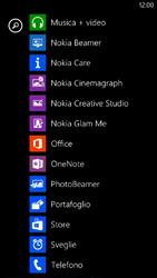Nokia Lumia 1320 - Applicazioni - Configurazione del negozio applicazioni - Fase 3