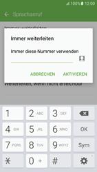 Samsung G920F Galaxy S6 - Android M - Anrufe - Rufumleitungen setzen und löschen - Schritt 10