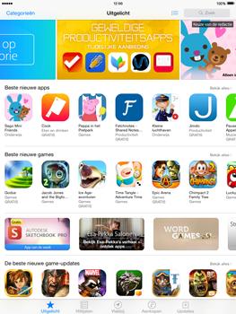 Apple iPad mini iOS 8 - Applicaties - Account aanmaken - Stap 3