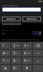 Nokia Lumia 925 - Anrufe - Rufumleitungen setzen und löschen - 2 / 2