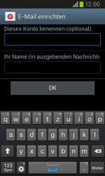 Samsung I9105P Galaxy S2 Plus - E-Mail - Konto einrichten - Schritt 18