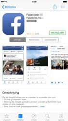 Apple iPhone 6 Plus iOS 8 - Applicaties - account instellen - Stap 8
