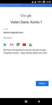 Sony Xperia L3 - Apps - Konto anlegen und einrichten - Schritt 19