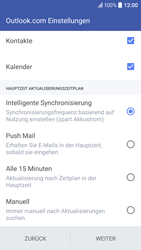 HTC 10 - E-Mail - Konto einrichten (outlook) - Schritt 9