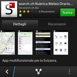 BlackBerry Q10 - Applicazioni - Installazione delle applicazioni - Fase 12