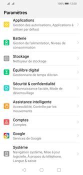 Huawei Y5 (2019) - Données - créer une sauvegarde avec votre compte - Étape 3