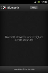 Sony Xperia E - Bluetooth - Geräte koppeln - Schritt 7