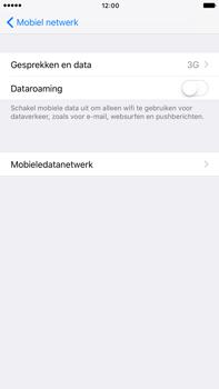 Apple Apple iPhone 6 Plus iOS 10 - Netwerk - Wijzig netwerkmodus - Stap 5