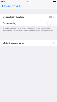 Apple iPhone 6 Plus (iOS 10) - internet - activeer 4G Internet - stap 4