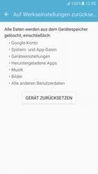 Samsung Galaxy S6 - Fehlerbehebung - Handy zurücksetzen - 1 / 1
