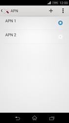 Sony Xperia E3 - Internet - configuration manuelle - Étape 17