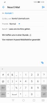 Huawei Mate 20 Lite - E-Mail - E-Mail versenden - 10 / 18