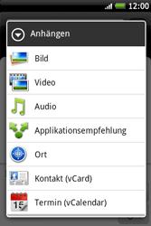 HTC Wildfire S - MMS - Erstellen und senden - 1 / 1