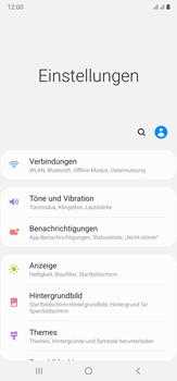 Samsung Galaxy Note 20 Ultra 5G - Internet und Datenroaming - Manuelle Konfiguration - Schritt 4